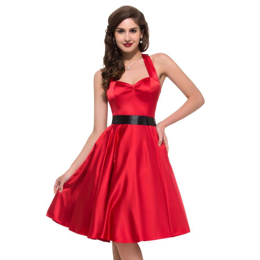 3a9de0b4cb25 společenské šaty » krátké společenské » krátké skladem » krátké červené