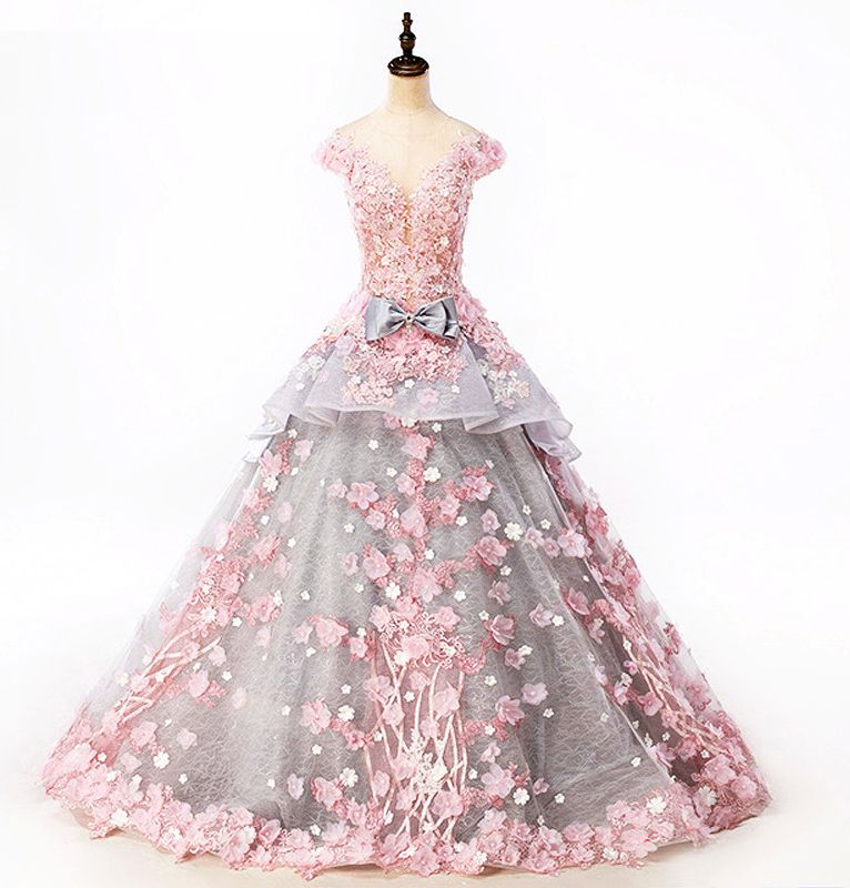 9129828dd66a naše modely » svatební autorské » svatební na objednání · plesové šaty » p  na objednání » princeznovské · plesové šaty » exklusivní kolekce 2018