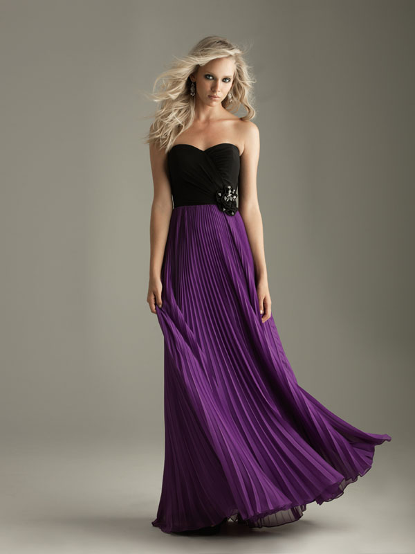 Beach Bridesmaid Dress Purple Inspirations
