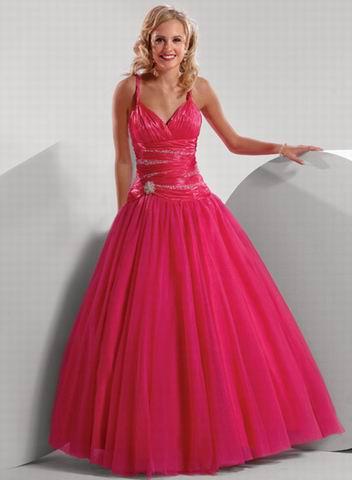 plesové šaty » p na objednání » klasické b3c0632528