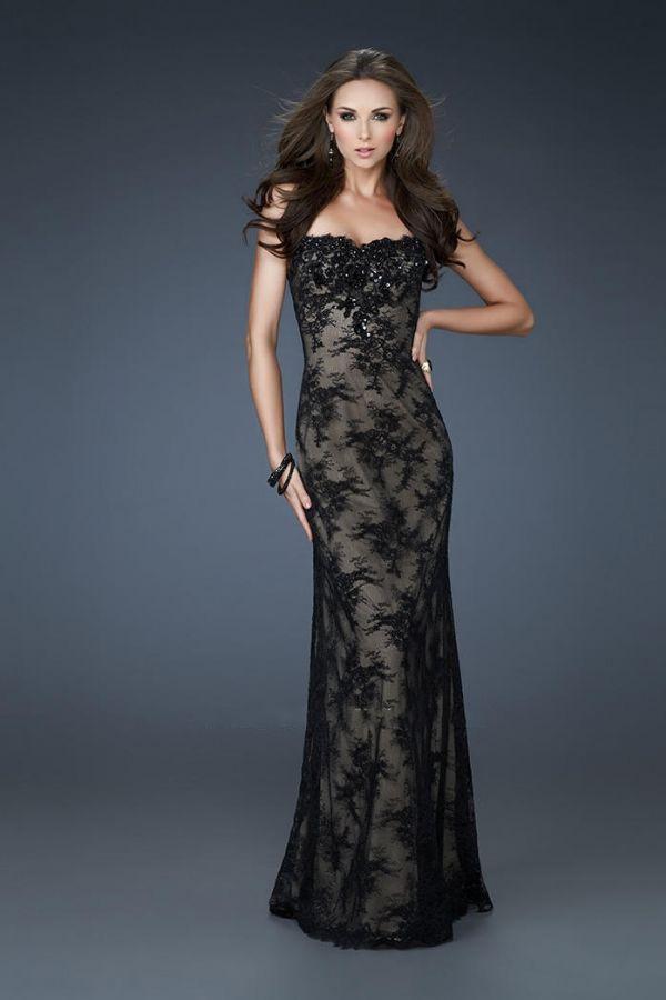 933632742f69 společenské šaty na ples Hana2 - plesové šaty
